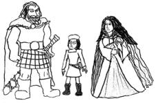 Act 2, Scene 46 - Lady Macduff